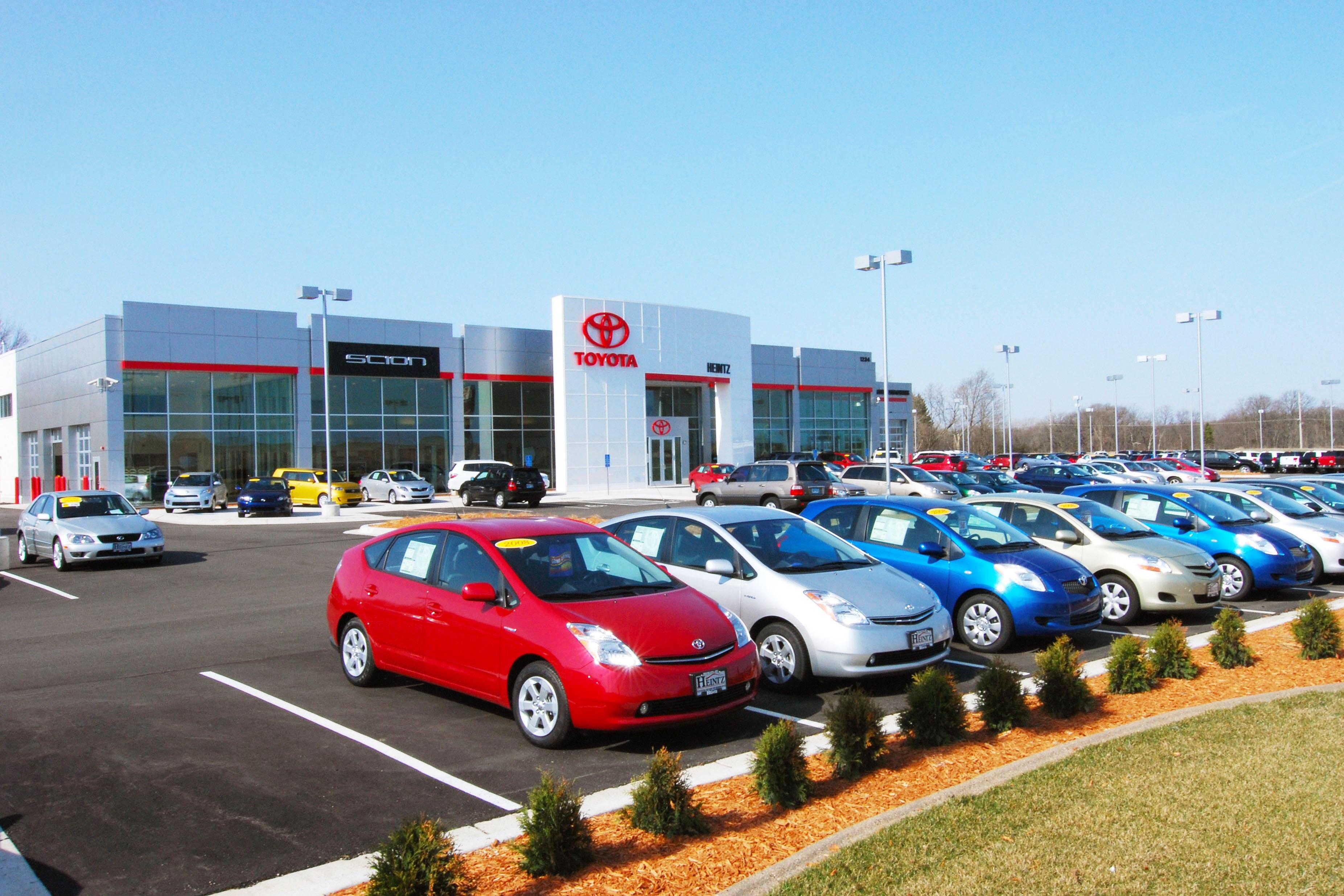 Mankato Car Dealers >> Heintz Toyota Isg